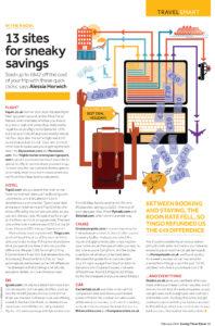 The Sunday Times Travel Magazine ( Travel Smart)
